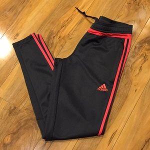 Women's small Adidas tiro training pants